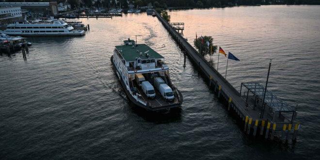 Keine Frequenzerhöhung auf der Fähre Friedrichshafen-Romanshorn