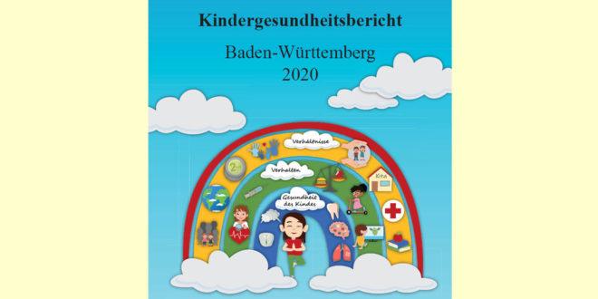 Kindergesundheitsbericht 2020 veröffentlicht