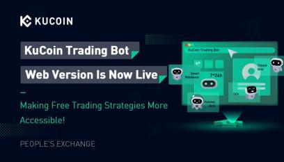 KuCoin bringt Trading-Bot zu Web-Benutzern, um Anlagemethoden zu optimieren