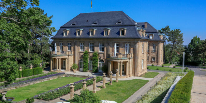 Kulturveranstaltung im Park der Villa Reitzenstein am Samstag, 18. September