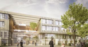 Kunstwettbewerb für den Neubau der Kinder- und Jugendklinik Freiburg entschieden