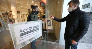 Land erlaubt weiterhin Click & Collect-Abholangebote im Einzelhandel