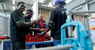 Land fördert die Integration von Zuwanderern in die Ausbildung