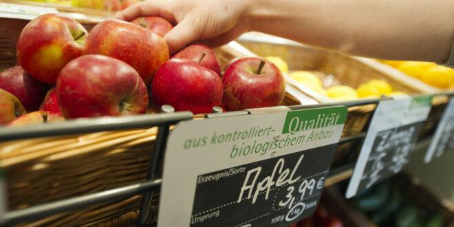 Land fördert die Produktion von ökologischen oder regionalen Qualitätsprodukten