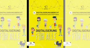 Land legt dritten Digitalisierungsbericht vor