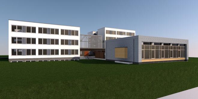 Land renoviert Bildungs- und Beratungszentrum für Hörgeschädigte in Stegen