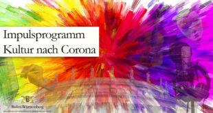 Land startet Impulsprogramm für Kultur nach Corona
