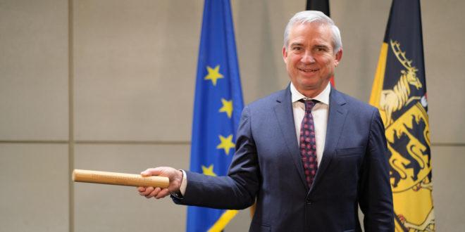 Land übernimmt den Vorsitz der Konferenz der Innenminister