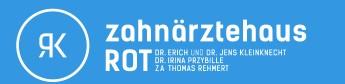 Logo zahnärztehaus ROT in Stuttgart