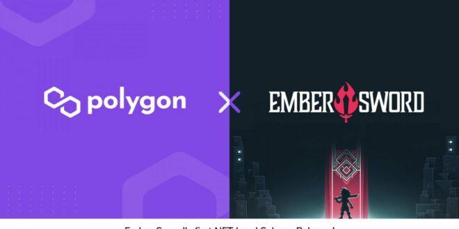 MMORPG Ember Sword schließt erfolgreichen ersten Landverkauf auf Polygon ab