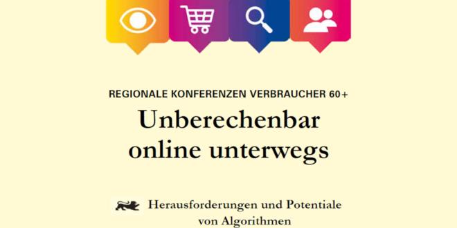 Machen Sie ältere Verbraucher auf bewusstes Online-Verhalten aufmerksam