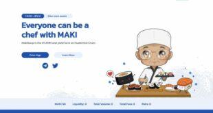 MakiSwap startet erste AMM- und Ertragsfarming auf der Huobi Eco Chain