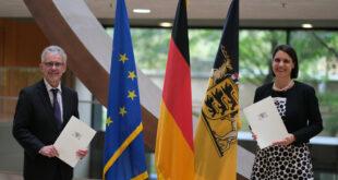 Management-Duo für Cybersicherheitsbehörde Baden-Württemberg berufen