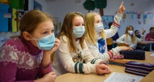 Maskenanforderung an Grundschulen und abwechselnder Unterricht für die 5. und 6. Klasse