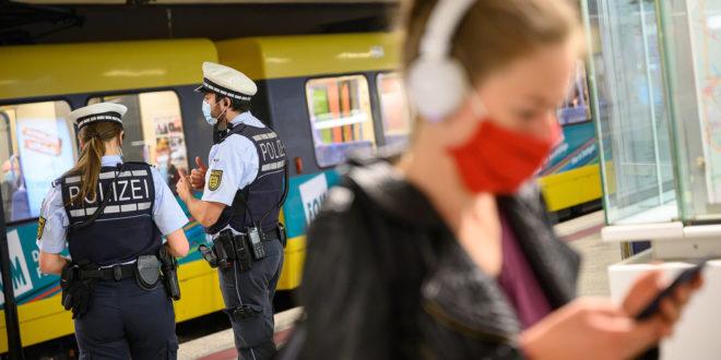 Maskensteuerung im lokalen Verkehr