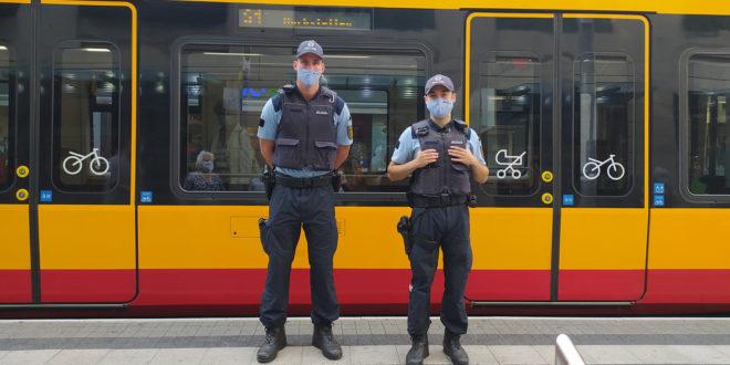 Maskensteuerung im öffentlichen Nahverkehr