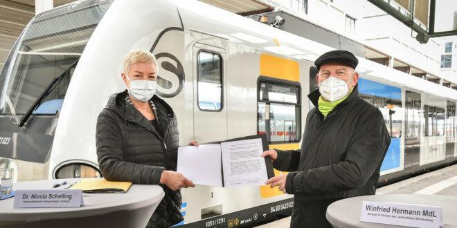 Mehr Züge und bessere Angebote in der Stuttgarter S-Bahn