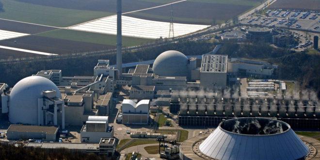 Meldepflichtiges Ereignis im Kernkraftwerk Neckarwestheim