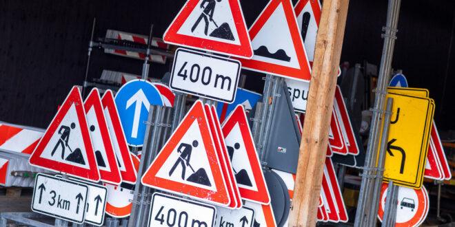 Modernisierung des Straßenmeistereibetriebs in Geislingen an der Steige