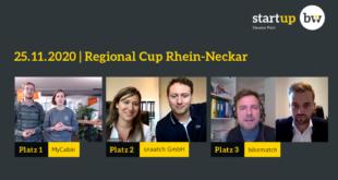 """""""MyCabin"""" gewinnt den Regional Cup Rhein-Neckar"""