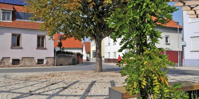 Nachhaltige und lebendige Innenstadt in St. Ilgen (Leimen)