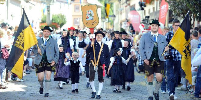 Nationales Festival vom 10. bis 12. September