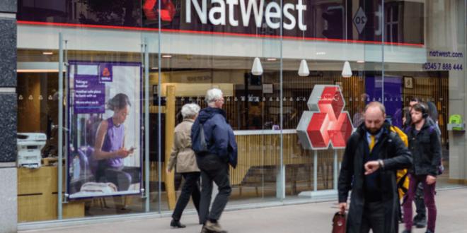 Natwest Bank begrenzt Krypto-Austauschtransaktionen