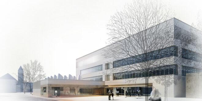 Neubau für das Institut für Anatomie und Zellbiologie der Universität Freiburg