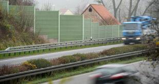 Neubau sanitärer Anlagen an den Rastplätzen der B 14 bei Korb