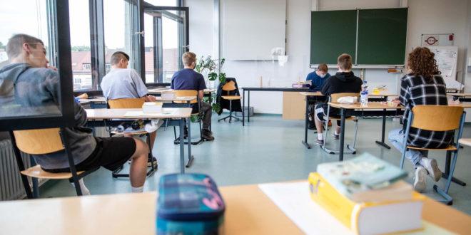Neue Corona-Verordnung für Schulen tritt in Kraft