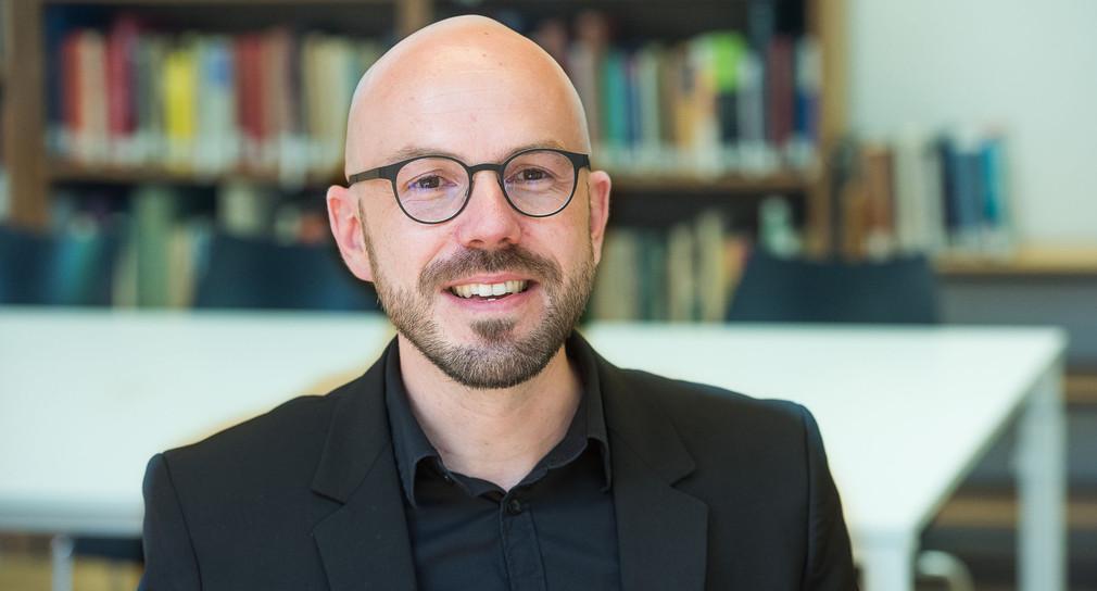 Professoer Tauschek neuer Leiter des IVDE, Bildautor: Universität Freiburg