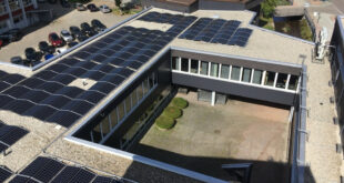 Neue Wärmeversorgung und Photovoltaik für die Universität Furtwangen