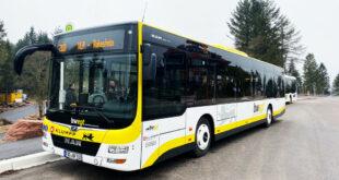 Neue regionale Buslinien zum Schwarzwald-Nationalpark