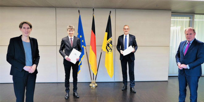 Neueinstellungen im Stuttgarter Polizeipräsidium und in der Landeskriminalpolizei