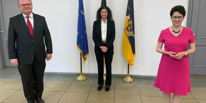 Neuer Präsident am Amtsgericht Mosbach