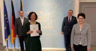 Neuer Präsident am Sozialgericht Karlsruhe