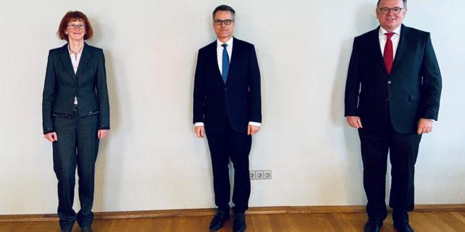 Neuer Präsident des Amtsgerichts Ellwangen