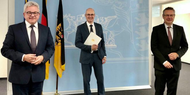 Neuer Präsident des Landgerichts Baden-Baden