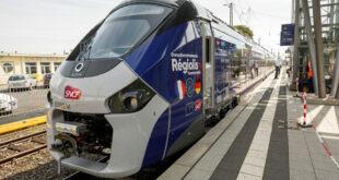 Neuer Prototyp für den Nahverkehr nach Frankreich vorgestellt