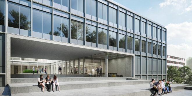 "Neues Forschungsgebäude ""Multidimensional Trauma Sciences"" an der Universität Ulm"