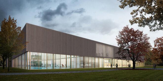 Neues Sport- und Schwimmbad für die Pädagogische Hochschule Ludwigsburg