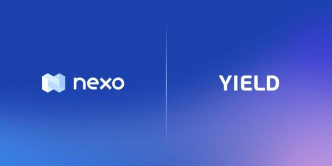 Nexo schließt strategische Investition in Yield Inc. ab und signalisiert stimmliche Unterstützung für das DeFi-Ökosystem