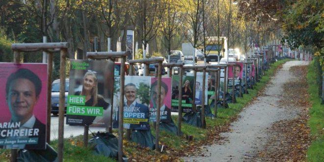 In Stuttgart ist die Wahl parteipolitisch dominiert. Das ist in kleineren Städten anders. Foto: Andreas Rosar/Fotoagentur-Stuttgart