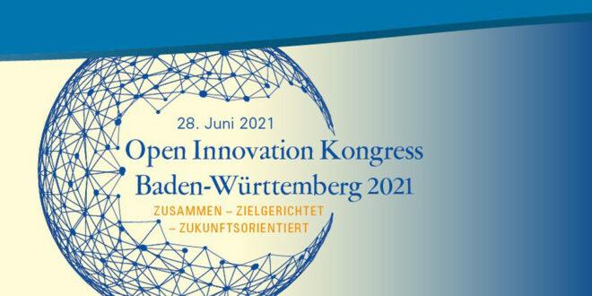 Open Innovation Kongress Baden-Württemberg 2021