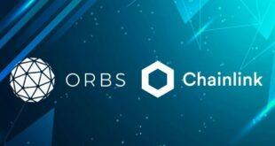 Orbs wird offizieller Sponsor von Chainlink-Referenzdatennetzwerken, um genaue Preisfeeds in DeFi De zu unterstützen