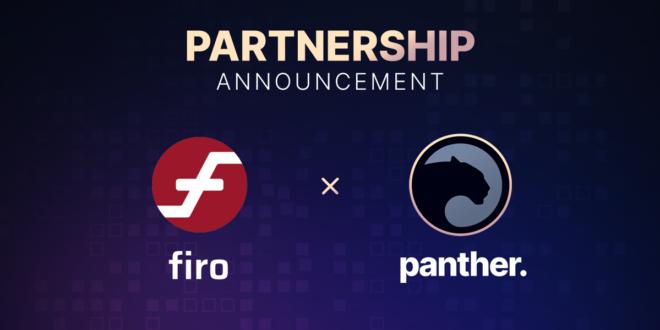 Panther Protocol und Firo schließen Partnerschaft für Datenschutzforschung