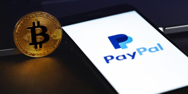 PayPal weitet Kryptodienste auf Großbritannien aus