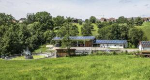 Phosphorentfernung aus Abwasser mit über 1,1 Millionen Euro gefördert