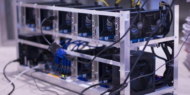 Polizei beschlagnahmt Bitcoin-Mining-Ausrüstung bei einer Razzia in einer Cannabisfarm