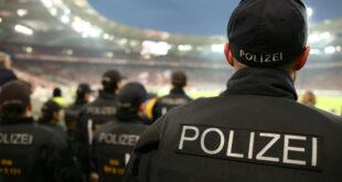 Polizei gut gerüstet für EM 2020